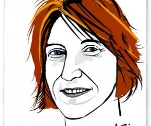 Picassohead Amy L. • 4.12 x 4.73 inches (10.46 cm x 12 cm)
